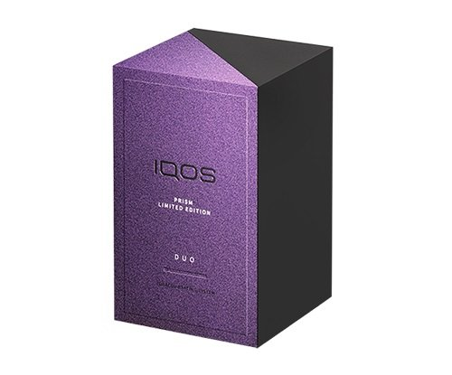 """IQOS 3 DUO春季限定色""""Prism""""型号现已上市!"""