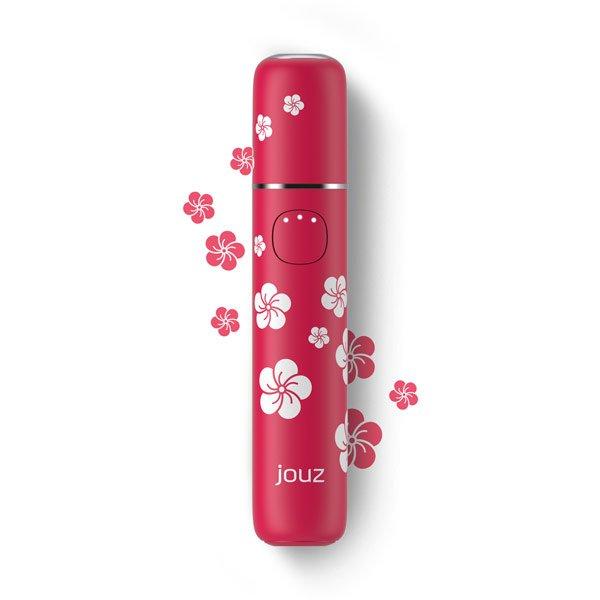 """IQOS兼容加热不燃烧烟草新款""""jouz""""梅花图案的赠礼活动"""
